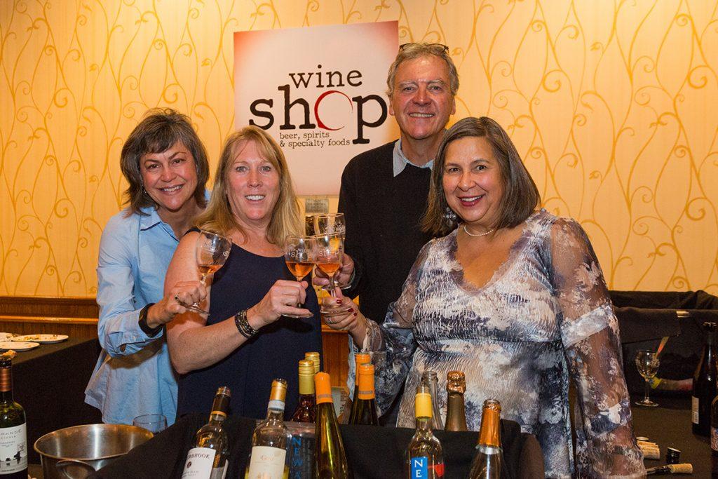 Habitat for Humanity Wine Tasting event, 2016