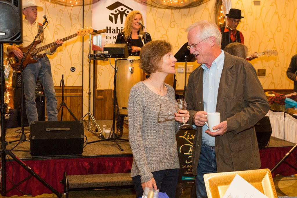 Habitat for Humanity Wine Tasting event, 2016