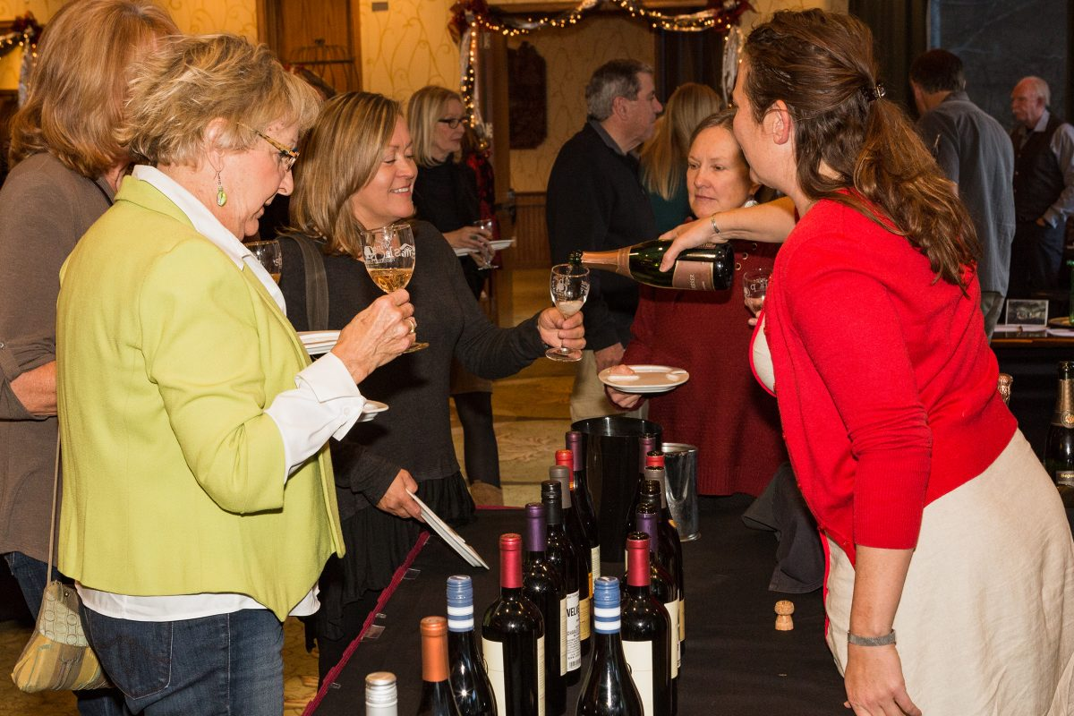 20th Annual Wine Tasting & Silent Auction