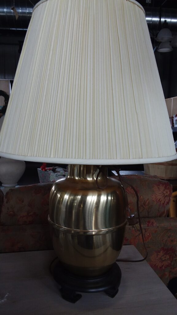 Table lamp set of two
