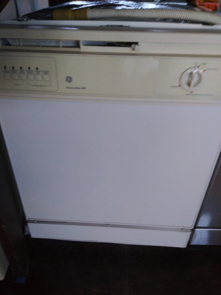 GE Potscrubber 880 Dishwasher