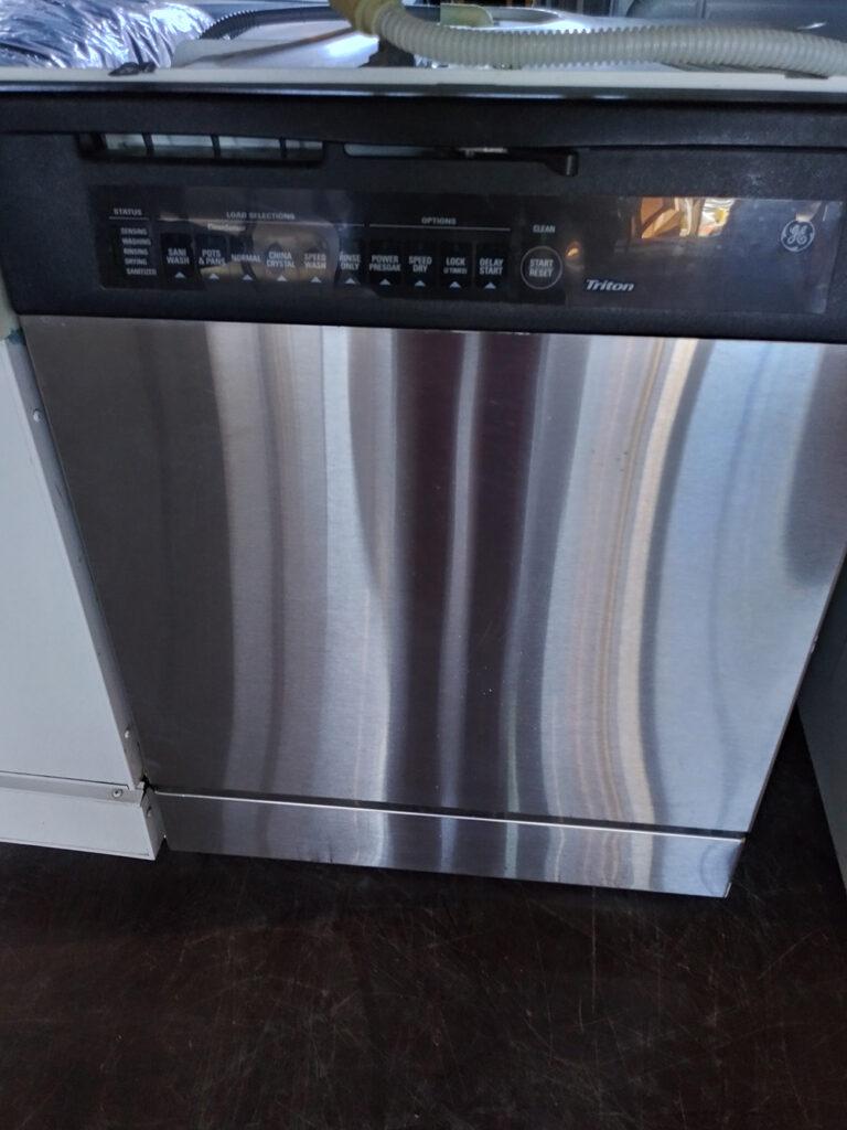 GE Triton Dishwasher